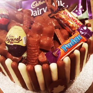 Chocolate biscuit cake cadbury
